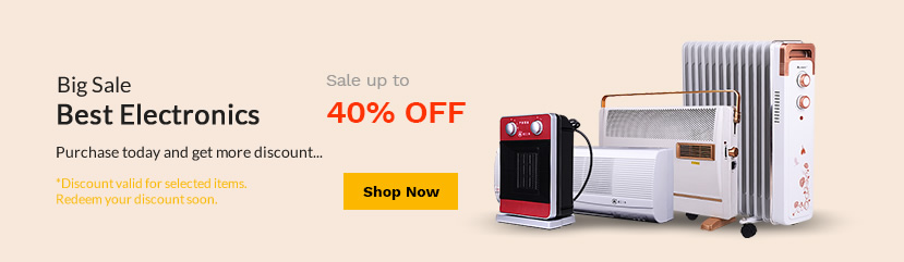 Best Electronics 40% OFF